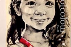 Girl-sketches